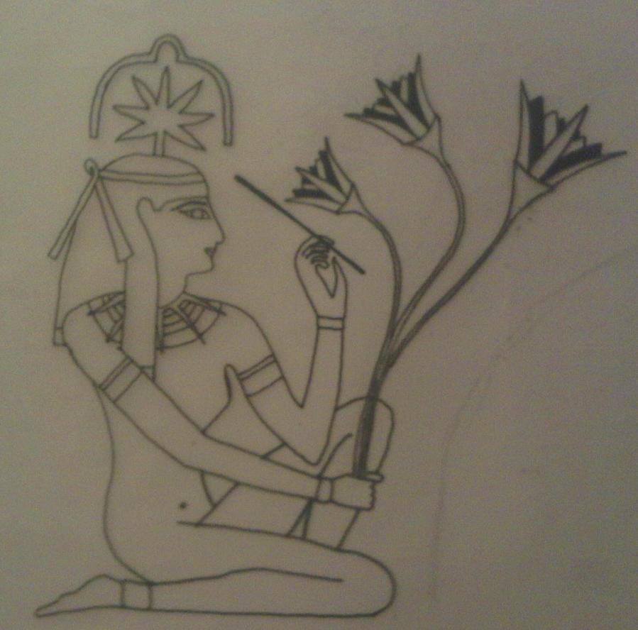 the gallery for seshat egyptian god. Black Bedroom Furniture Sets. Home Design Ideas