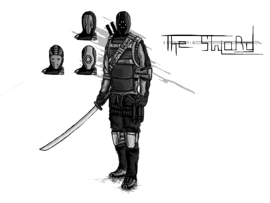 Modern Ninja by Naznamy on DeviantArt