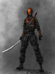 Deathstroke (Request)