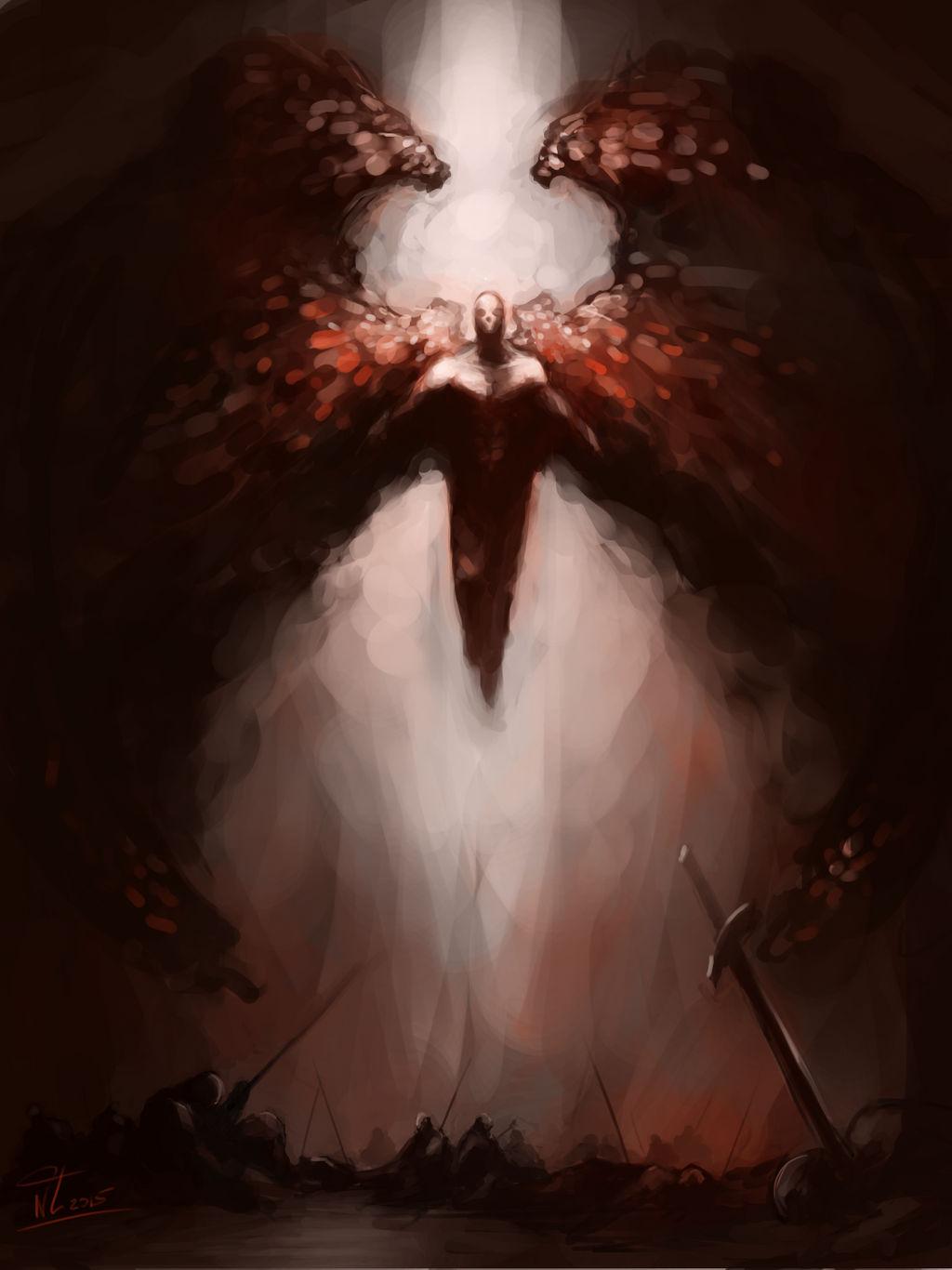 Философия в картинках - Страница 35 Angel_of_carnage_by_naznamy_d8mczdq-fullview.jpg?token=eyJ0eXAiOiJKV1QiLCJhbGciOiJIUzI1NiJ9.eyJzdWIiOiJ1cm46YXBwOjdlMGQxODg5ODIyNjQzNzNhNWYwZDQxNWVhMGQyNmUwIiwiaXNzIjoidXJuOmFwcDo3ZTBkMTg4OTgyMjY0MzczYTVmMGQ0MTVlYTBkMjZlMCIsIm9iaiI6W1t7ImhlaWdodCI6Ijw9MTM2NiIsInBhdGgiOiJcL2ZcLzgyYzhjMjcwLTA4ZWItNDA3YS1iMGJhLWYzNDBhMmYzZTk2M1wvZDhtY3pkcS0zMzZjYzM2OS0zNjQwLTQ5ZDUtODQzNy0zZDFiOWY1ZDM2YmUucG5nIiwid2lkdGgiOiI8PTEwMjQifV1dLCJhdWQiOlsidXJuOnNlcnZpY2U6aW1hZ2Uub3BlcmF0aW9ucyJdfQ