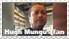 Hugh Mungus fan stamp by koimonster22