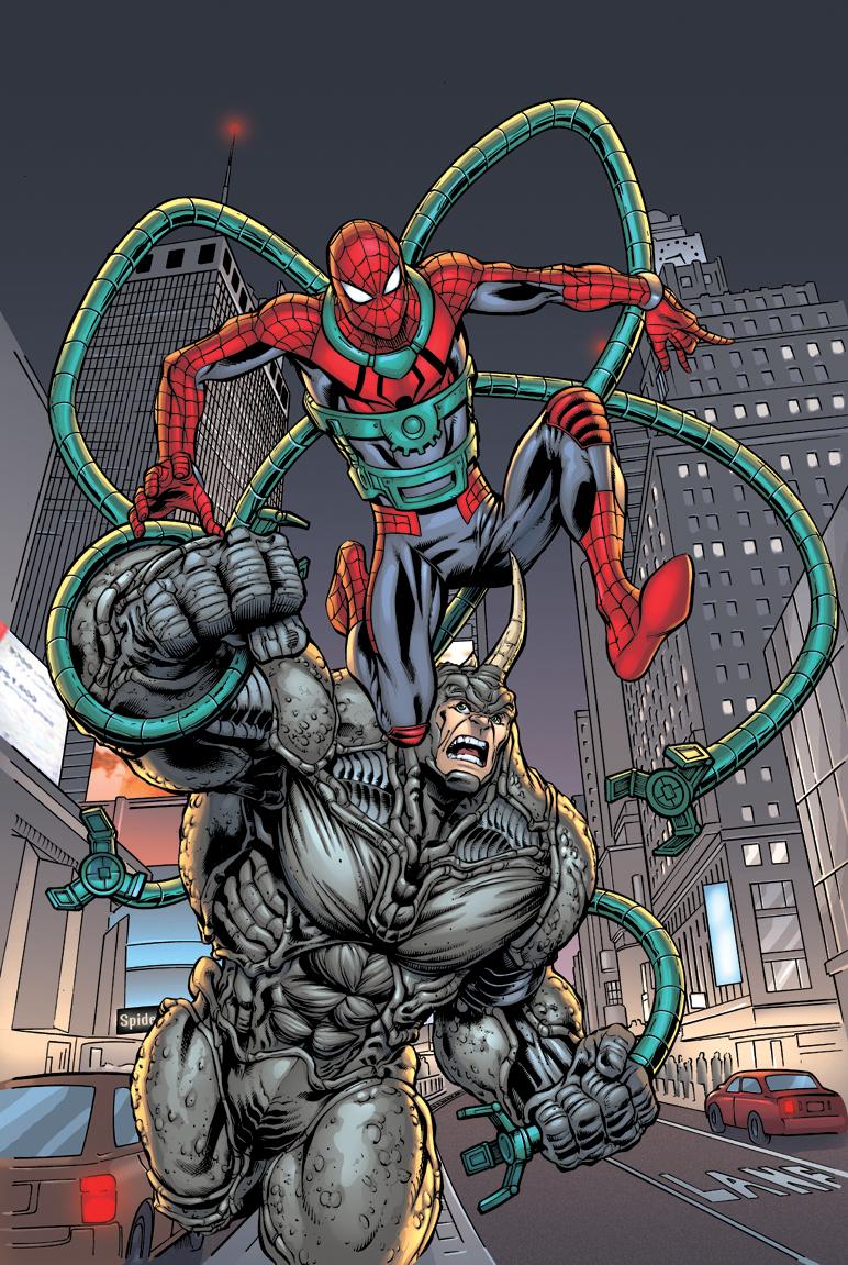 Ultimate Spiderman Vs ...