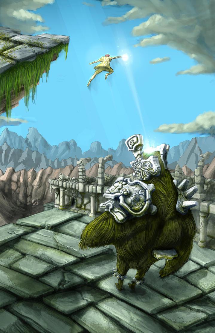 Colossus Done...er by MuchoMuchacho