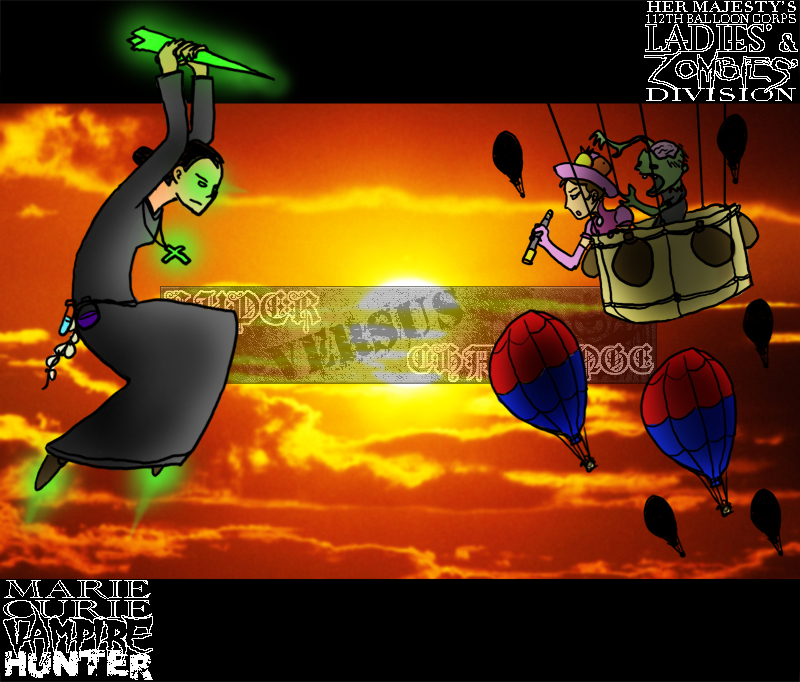 ROUND 4: Curie vs Balloons by Bosshamster