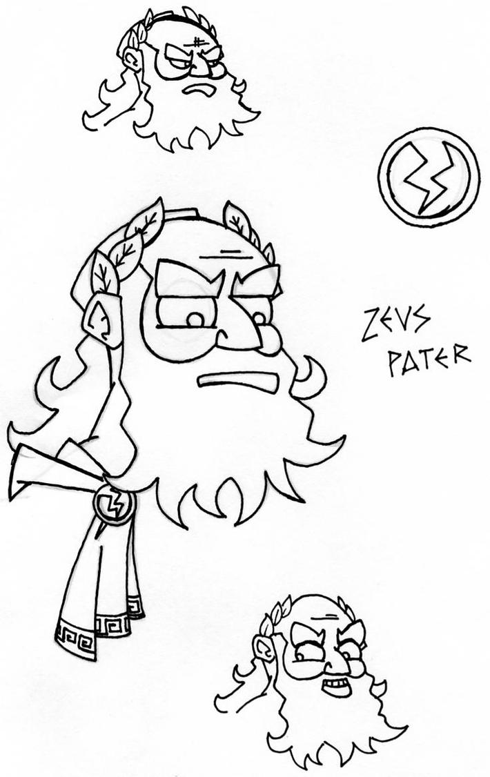 Zeus Pater by Bosshamster