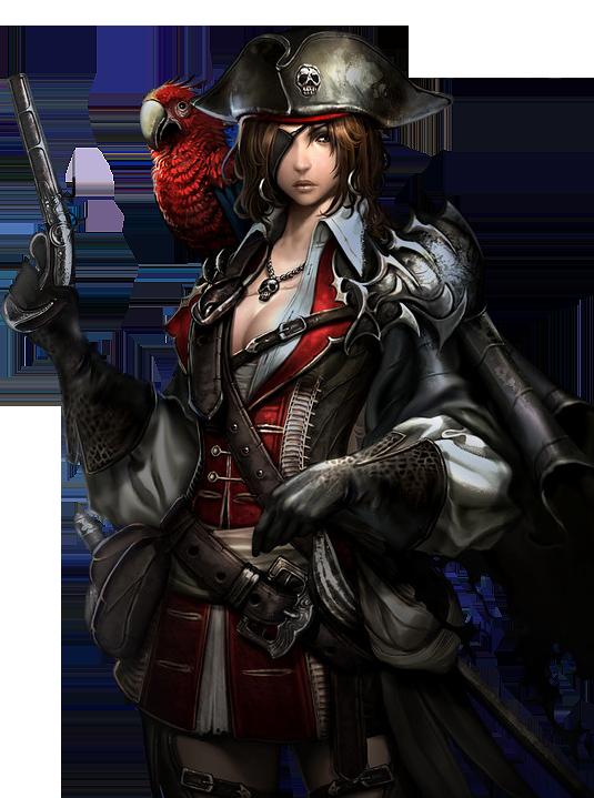 World of War and Peace PUNKAGGEDON Pirate_queen_by_alpine_gfx-d3kr47t