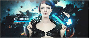 Abstract Girl by Alpine-GFX