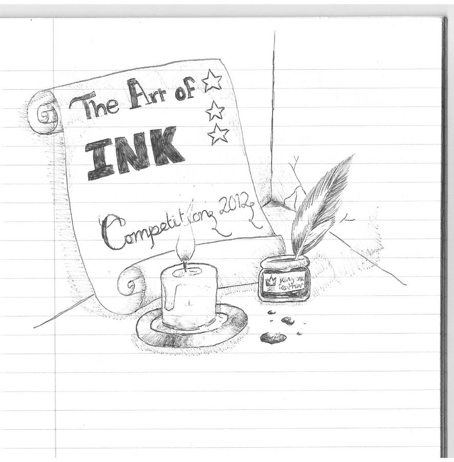 the art of ink competition 2012 by loenabelle