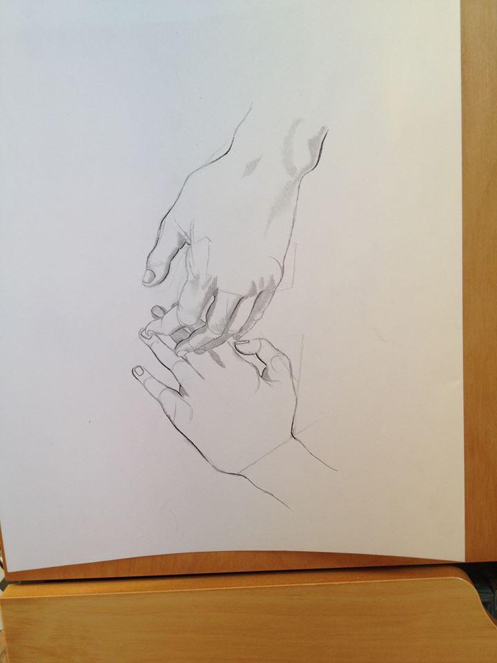 Hands by loenabelle