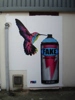 FAKECANBIRD by fakestencils
