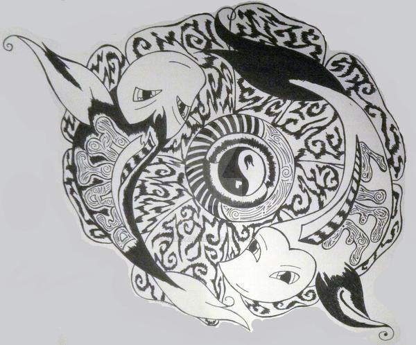 YinYang by Jaime-Alice