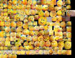 The Gene Collage (The Emoji Movie)