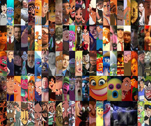 This Crazy Collage... by Gumball1999