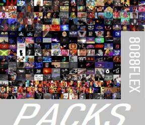 8088flex Packs by Gumball1999