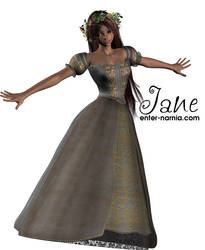 Whee - Pretty Princess Jane by enternarnia