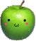 Green Applella by fucduck