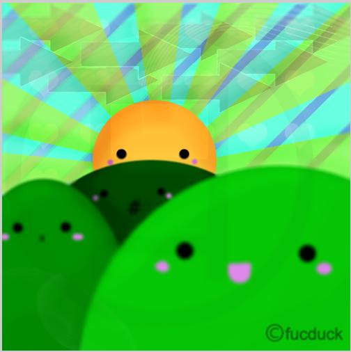 Sun Shine by fucduck