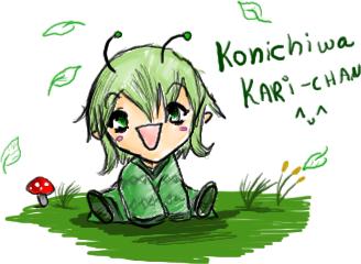 Konichiwa by fucduck