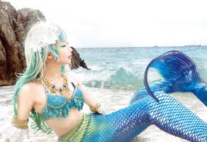 original Mermaid by CosplayerJPN-Tefura