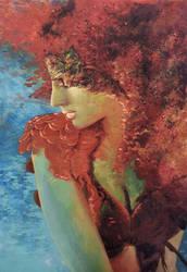 Mermaid by MaddieTSL
