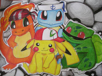 PokePals by harksum