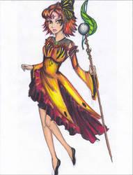 sorceress 2 by harksum