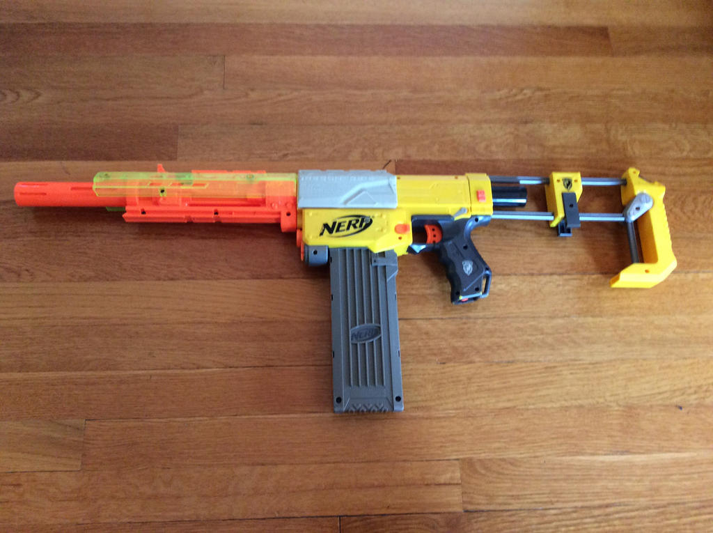 Nerf ak-47 by Darkswag