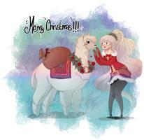 Merry Christmas! by SilviaVanni