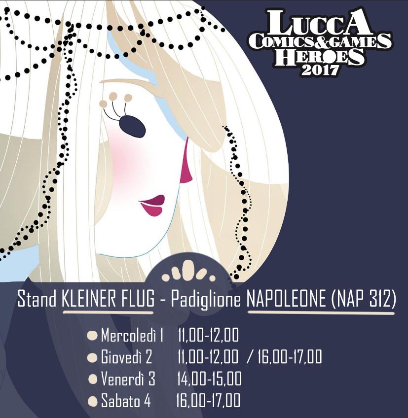 Lucca Kleiner by SilviaVanni