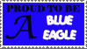 Proud to be a blue eagle by toki88