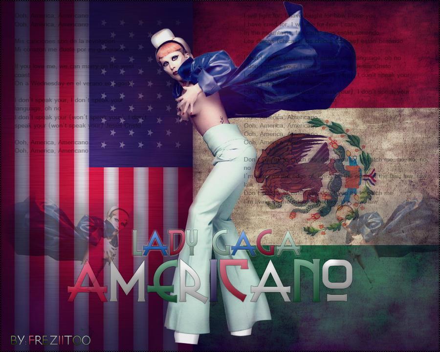 Lady gaga americano zumba - 7b0