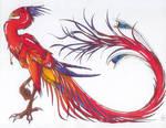 Red Phoenix Suzaku ver.2