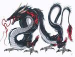 Black Dragon Takarabria, ver.2