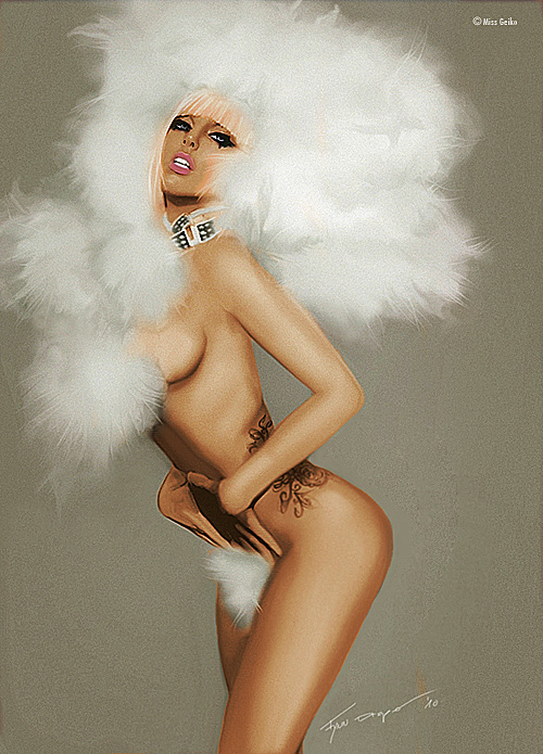 Creation Lady Gaga II by MissGeiko