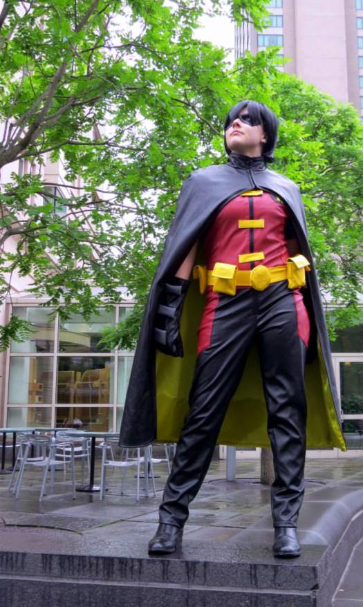 Robin by StickandStoneCosplay