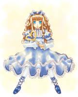 +-+still doll+-+