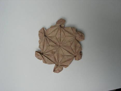 Dodecagonal flagstone