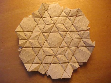 Nnuts flagstone tessellation