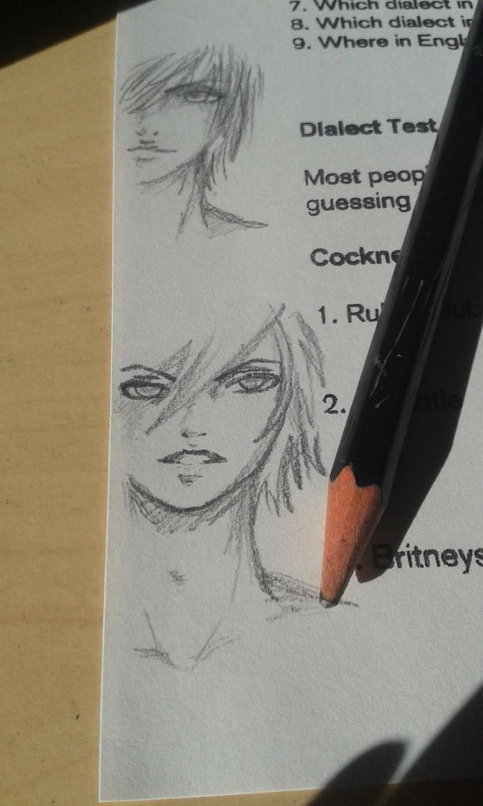 Sketches by Nathchi1
