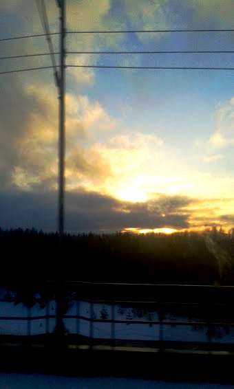 Sunset by Nathchi1