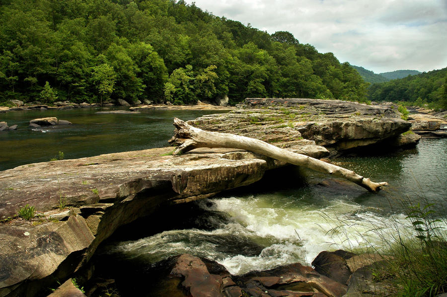 Tygart River III by TimLaSure