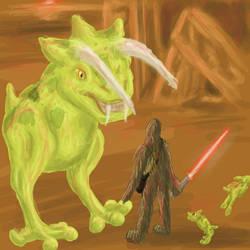Star Wars: Trial of the Gizka by Toranih