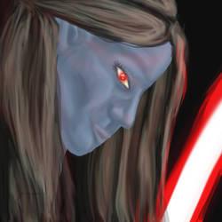 Star Wars: Chiss by Toranih