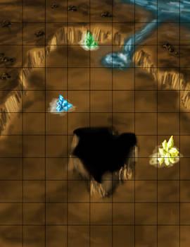 SW Mini Map - Caves