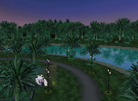 Palm Tree Paradise_Safari Home