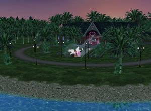 Safari Paradise_Palm-Trees