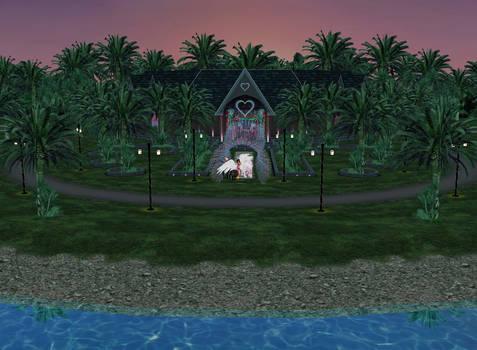Safari Palm Tree Paradise