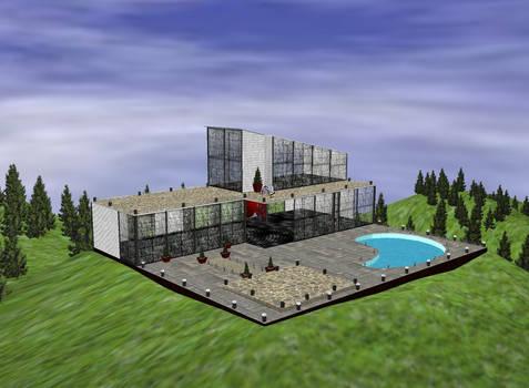 Mountain Villa Home