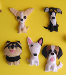 Dogs by VeoBea