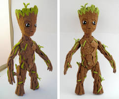 Baby-Groot by VeoBea
